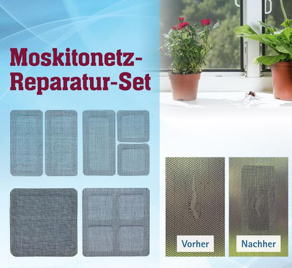 Moskitonetz-Reparatur-Set
